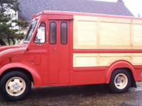 1975 Divco Custom Milk Truck for sale (WA) - $11,900.