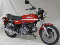 1975 Ducati 860GT, this very original and rare