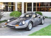1975 Ferrari Dino 246 GTS VIN: 06252 Ferrari Club of