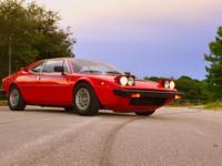 1975 Ferrari 308 GT4 Dino  -Rosso Chiaro over Nero