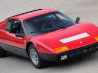 -The order requested a Rosso Corsa vehicle with lower