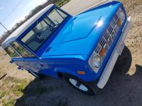 Hello I have a 1975 Ford bronco up for sale, it has