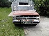 1975 FORD PICKUP 351 WINDSOR 8CYL IN GOOD CONDITION