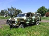 Condition: Used Exterior color: CAMO Interior color: