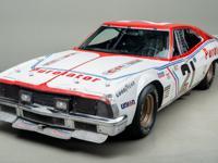 1975 Ford Torino IMSA / NASCAR Chassis No: HM001 Team:
