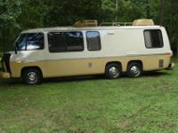 Length (feet):26 Mileage:44,100 Good condition some