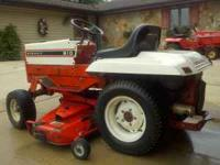 1975 Gravely rear engine rider. Started life as 10hp