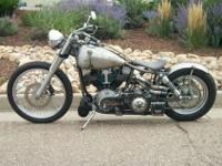 1975 Harley Davidson FL design in great running and