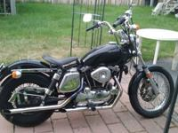 I am selling a 1975 Harley Davidson Iron Head fully