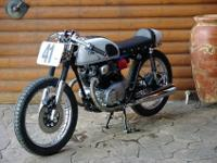 This is a very nice 1975 honda cb 200t that is adult