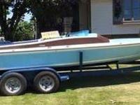 1975 Howard Cruiser Day Cruiser 24 ft, chevy 454 motor