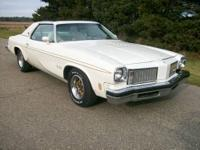 Numbers matching 1975 Oldsmobile Hurst W30 455 big