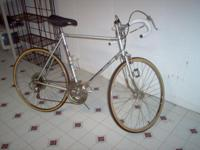 "an oldie but goodie...27"" lugged steel frame 10"
