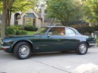1975 XJ6C Coupe. 2 Door. Totally Restored. New Leather
