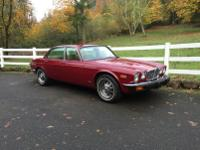 1975 JAGUAR XJ6 -This is a one owner Jaguar with the