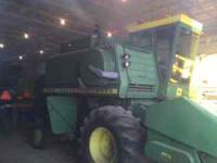 4300 hours, field ready, diesel just bough a 6620 don't