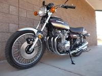 1975 KAWASAKI Z1B 900HERE IS YOUR CHANCE TO OWN THE