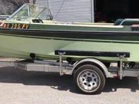 1975 Larson, Length: 17 ft., Had work done on the boat