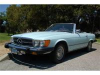 Mercedes Benz 450sl For Sale In Los Angeles California