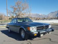 1975 MERCEDES-BENZ 450SL ROADSTER ONLY 61,600 ACTUAL