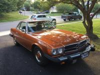 1975 Mercedes Benz 450SL (VA) - $8,995 Exterior: Custom