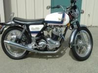 I bought this Norton in June of 1982. It was marketed