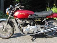 1975 NORTON MKIII FASTBACK ELECTRIC START1975 Norton