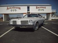 For sale is a 1975 Oldsmobile Cutlass Salon! This