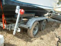 BC Boat Trailers Bunk Trailers 3441 PSN . Unsure of the
