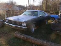 1975 Plymouth duster 225 w/auto w/@80,000 miles