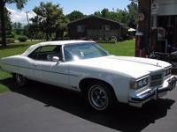 1975 Pontiac Grandville Brougham (VA) - $19,000 Approx