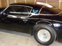 This 75 Trans Am is built for the street or strip. The