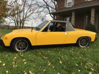 1975 Porshe Targa Convertible for sale (KY) - $10,495