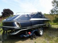 3 axle trailer, sleeps 2, collectible, hull # 1 of 52,