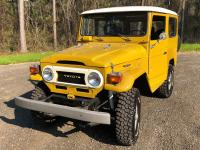 1975 Toyota Land Cruiser FJ40 49K Miles Original Paint