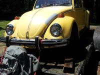 1975 Volkswagen Bug. I have owned this vehicle for 20