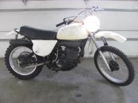 For Sale : 1975 Yamaha MX400 , In very nice condition ,
