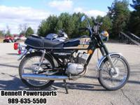 For Sale 1975 Yamaha RS100, this classic is in great