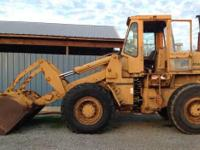 1975 Fiat Allis 645B Wheel Loader. 1975 Fiat Allis 645B