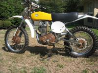 1975 CCM 500 MX Very Rare machine - just restored and