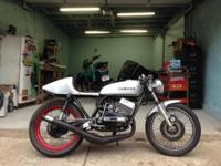Up for sale is my 1975 Yamaha RD 350 - $3300 OBO The