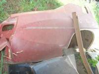 1976 1977 LEMANS CAN AM QUARTER PANEL 062509 000000000