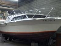 Type of Boat: YachtYear: 1976Make: SilvertonModel: