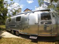 1976 Airstream Ambassador Vintage Beauty, Live the