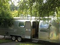 1976 Airstream Sovereign-D-CB RB Travel Trailer. PLEASE