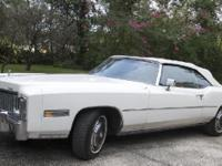 1976 Cadillac El Dorado for sale (FL) - $35,000 '76