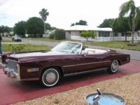 1976 Cadillac Eldorado in Excellent Condition 1976
