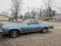 Provided here is a 1976 Chevrolet Chevy Malibu Classic.