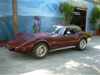 1976 Chevy Corvette for Sale, Here's an unrestored