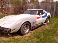 I am a 1976 Chevy Corvette who is in need of a new